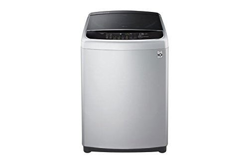 LG 9KG 6 MOTION DIRECT DRIVE WITH HEATER TOP LOAD WASHING MACHINE T1064HFES6