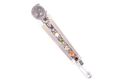 Trasparente cristallo di quarzo Healing (Healing Gemma Di Cristallo)