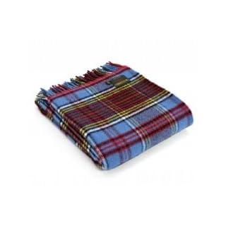 Pure Wool Knee Rug Throw - Anderson - 70 x 183 cm