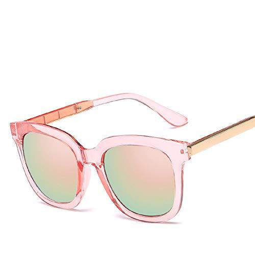 DTYZGE Herren Sonnenbrille Sonnenbrille Frauen MännerSpiegelbeschichtungSonnenbrilleSchutzbrille