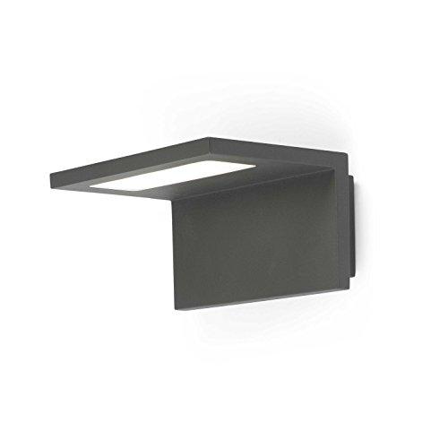 Faro 74419 ELE LED Lampe applique gris foncé