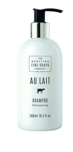 The Scottish Fine Soaps au Lait Shampooing 300 ml