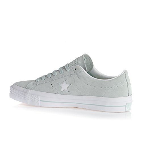 Converse One Star C153064, Baskets Basses Mixte Adulte Polar Blue White White