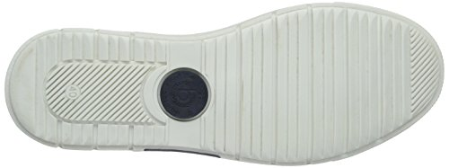 Bugatti 630281, uomini Slipper Bianco (Weiß (weiß 200))
