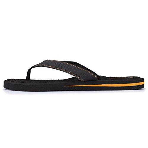 Flip-Flops Herren Yoga Isotoner Noir