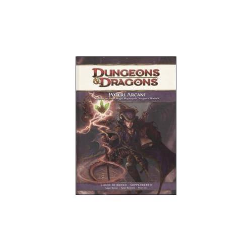 Dungeons & Dragons. Poteri Arcani