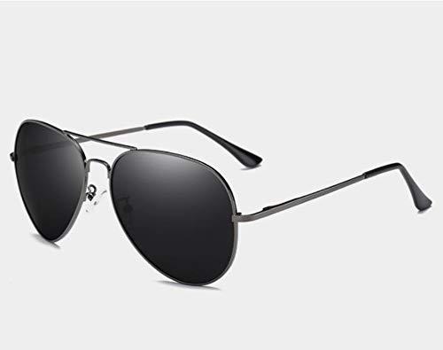 Sonnenbrillen Gläser 150 Mm Oversized Mens Polarisierte Sonnenbrille Schwarz Aviation Sonnenbrillen Für Mann, Der Polarisierende Sonnenbrille Uv400 Pilot Grauer Rahmen
