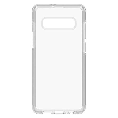 OtterBox 77-61477 Custodia Serie Symmetry Clear Protezione Cristallina per Samsung Galaxy S10+, Trasparente