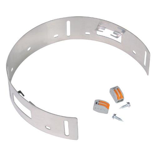 (Halo Einbauleuchte ml7rab 6LED Retrofit Adapter Band passt Gehäuse ohne Hochhaltefeder Klammern, 4er Pack)