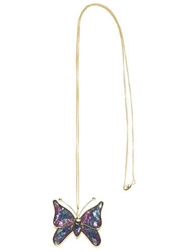 Desigual Damen-Kragen Halskette 18WAGO473017U