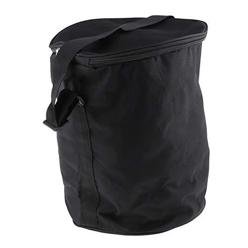 Bolso Cubo Deportivo Saco Guardar Pelotas Tenis Portable