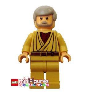 Lego Star Wars Mini Figure - Obi Wan Kenobi w/