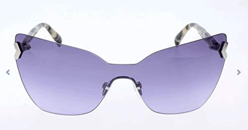 0a40e26ceb Just Cavalli Sonnenbrille Jc826S 16Z-0-0-130 Gafas de Sol, Plateado