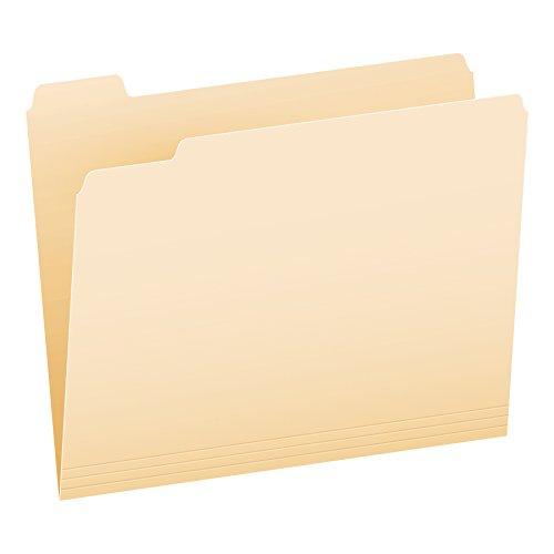 Esselte Gesellschaft ESS75215 Dateiordner Brief Cut Tab 0.2
