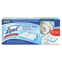 lysol-clean-flip-sweeper-44-1-2-aluminum-handle-10-2-5-mop-head-blue-white-sold-as-1-kit
