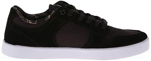 Supra, Sneaker bambini Multicolore (Black/Camo/White)