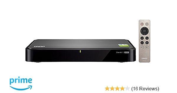 QNAP HS-251+ 2 GB RAM 2 Bay NAS Enclosure (GDPR Compliant