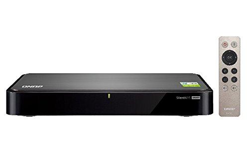 QNAP HS-251+ Lüfterloses NAS-System Intel Celeron-Dual-Core-2,41-GHz-Prozessor