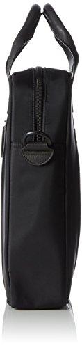 Vagabond Unisex-Erwachsene Bag No. 60 Henkeltaschen, 38x27x8 cm Schwarz (Black 20)