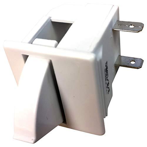 Interrupteur de lampe Réfrigérateur, congélateur 12040088 CURTISS, CONTINENTAL EDISON, THOMSON, VALBERG, AMICA, GENERISS, HORN, HUDSON, FAR, HIGH ONE