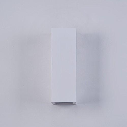 Applique Murale, Style Moderne, design ultramoderne, Armature en Métal couleur blanc, pour le Salon, le Bureau, couloir, cuisine, sejour, 2 ampoule, excl. 2x G9 10W 220V