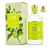 4711 Acqua Colonia Lime & Nutmeg Eau De Cologne Spray For Men 170ml/5.7oz by Unknown