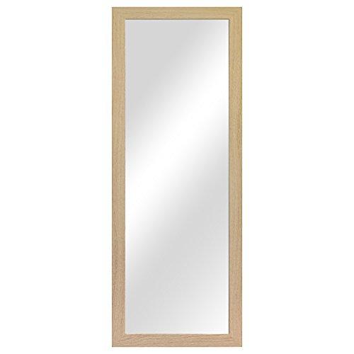 Garderobenspiegel Wandspiegel Frisierspiegel Flurspiegel Barspiegel 36,5x96,5cm - ...