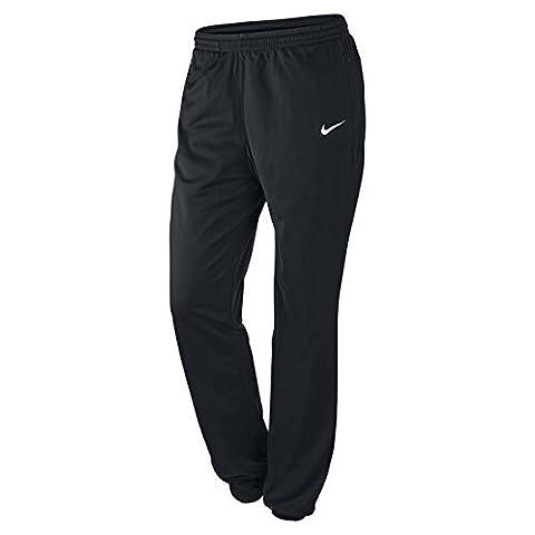 Nike Damen Hose Libero Knit,588516-010,Schwarz (Black/White) ,S