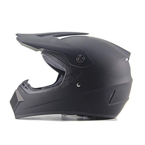 ad Helm Adult Motocross Helm ATV Bike Downhill Racing Helm Kreuz Helm ()
