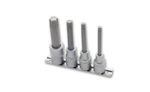 Preisvergleich Produktbild Laser 2379 Torx-Bitsatz auf Schiene,  4-teilig