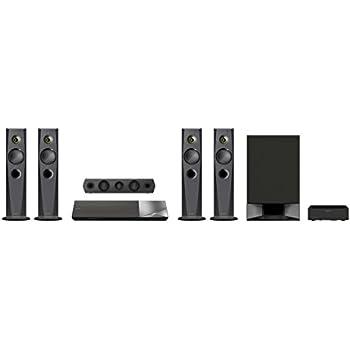 Sony BDV-N7200W Real 5.1ch Dolby Digital 4K Wireless Blu-ray Home Theatre System