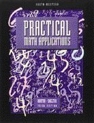 Practical Math Applications: Textbook (Mb - Business/Vocational Math Series) by Sharon Burton (1995-09-27)