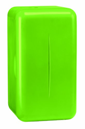 Mobicool F16 AC Mini Fridge, 15 Litre, Green