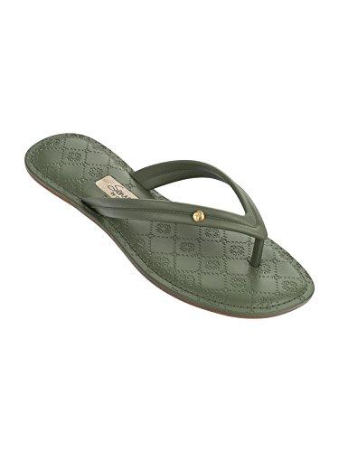 Grendha Flip-Flops Sense II Grün Grün