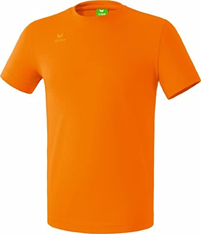 erima Kinder T-Shirt Teamsport, Orange, 140, 208339 (Mannschaft Sport)