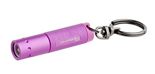 LED Lenser 8201-P Lampe Torche K1 Rose 4,3 x 1 x 1 cm