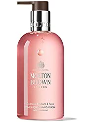 Molton Brown Delicious Rhubarb and Rose Fine Liquid Hand Wash 300 ml