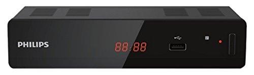Philips DTR 3202 Digitaler FULL HD DVB-T2 Receiver - Schwarz Philips Digital-receiver