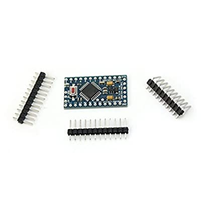 Arduino Pro Mini Atmega 328p (Compatible) Board smaller than Nano , UNO