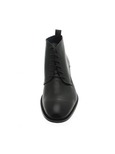 Vertigo Paris , Chaussures de ville à lacets pour homme noir Schwarz Schwarz