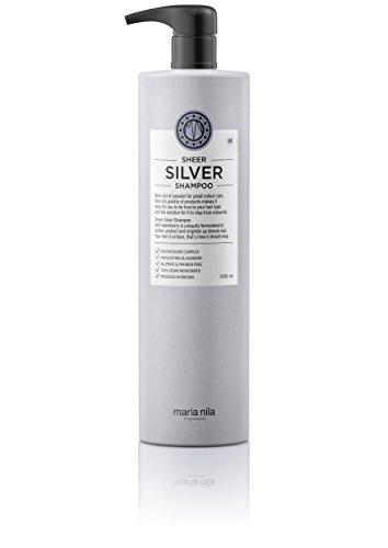 Maria Nila Sheer Silver Shampooing 1 l