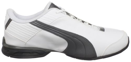 Puma Super Elevate NM Synthétique Baskets White/Pewter/Black