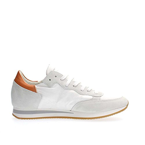 PHILIPPE MODEL PARIS TRLU WX34 TROPEZ WHITE SNEAKERS Homme white