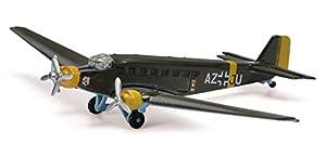 Schuco 403551900 403551900-Junkers Ju 52/3m - Maqueta de Coche (Escala 1:72), Color Verde Oliva