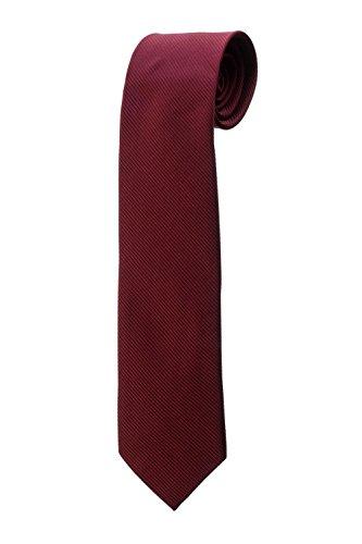 rierte rot bordeaux Design Kostüm Herren Hochzeit (Cravate Bordeaux Kostüm)