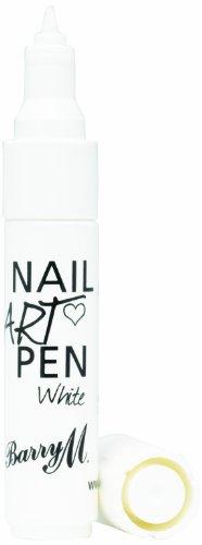 Barry M Cosmetics Nail Art Pen, White