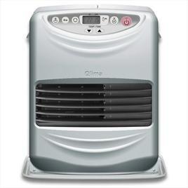 Qlima SRE3531TC Interior Plata 3100W - Calefactor