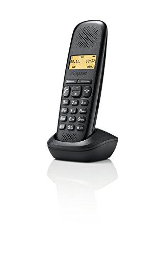 Gigaset A 150 Telefono Fisso Senza Filo, Nero