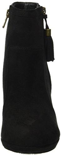 Refresh 62276, Bottines non doublées femme Noir - Noir