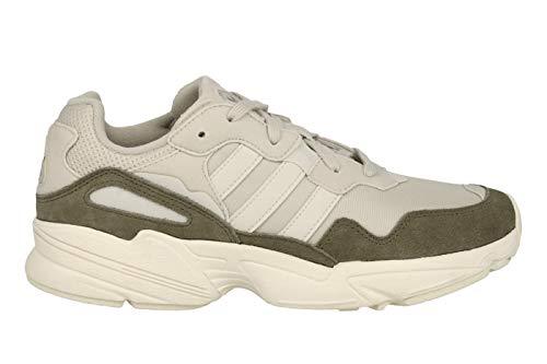 adidas Herren YUNG-96 Sneaker, Mehrfarbig Raw Off White Ee7244, 44 2/3 EU
